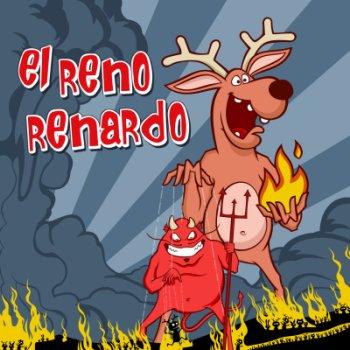 El reno Renaldo en su bosque [Clic para ampliar la imagen]