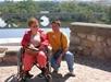 Alba Enatarriaga, Jesús y Pilar Martínez Barca [Clic para ampliar la imagen]