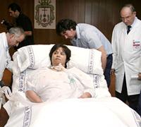 Inmaculada Echevarría. Foto AFP en diario elmundo.es